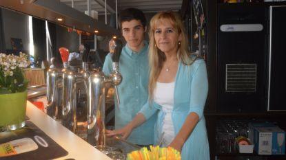 Ingrid staat voortaan achter toog van het enige café in Heldergem