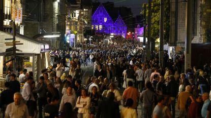 170.000 bezoekers, eerste nacht met vechtpartijen op Gentse Feesten