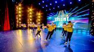 Ninoofse dansers brengen urban hip-hop in Belgium's Got Talent