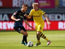 LIVE | Paderborn houdt stand tegen bepaald niet overtuigend Dortmund