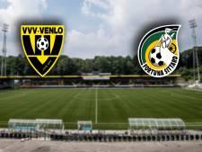 VVV en Fortuna kunnen grote stap zetten bij winst in derby