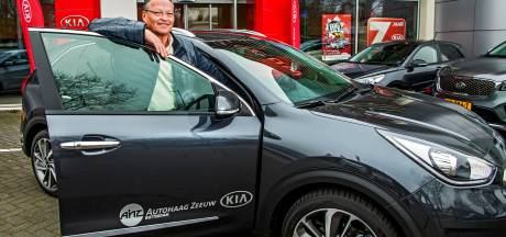 Hybride-auto maakt een comeback