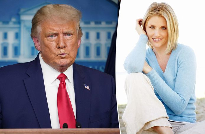President Donald Trump wordt deze keer beschuldigd door voormalig model en actrice Amy Dorris.