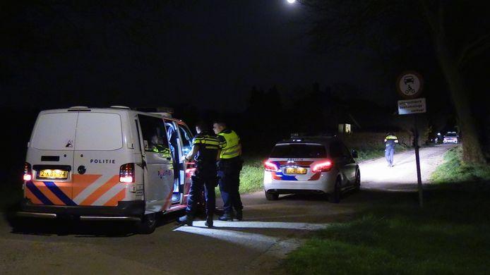 Twee meldingen van harde knallen in Doetinchem, maar vermoedelijk was het een nachtelijke carbidschieter.
