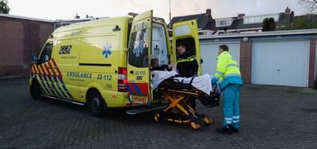 Agressieve man laat spoor van vernielingen achter en mishandelt iemand in Eindhoven na aanrijding
