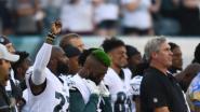 Footballspelers NFL protesteren opnieuw bij Amerikaans volkslied