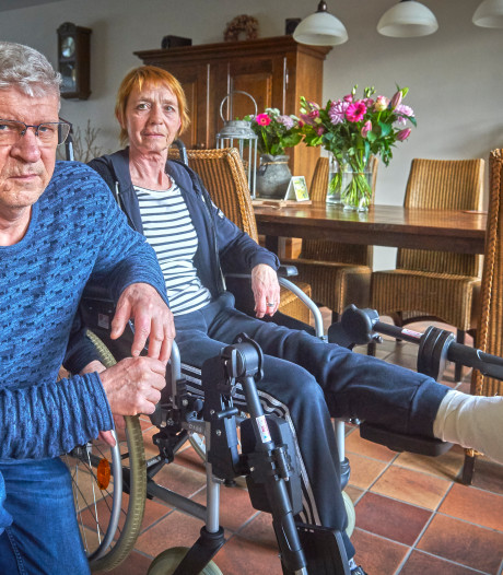 Trudie en Wim Thoonen overleven aanval tauros: 'We hadden geen schijn van kans'