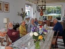 De Dorpshuiskamer in Rockanje is een ontmoetingsplaats voor iedereen