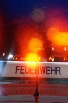 Kinderen stichten brand bij school in Nordhorn
