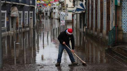 Vijf doden in Spanje en Portugal door storm Elsa, nieuwe storm al onderweg