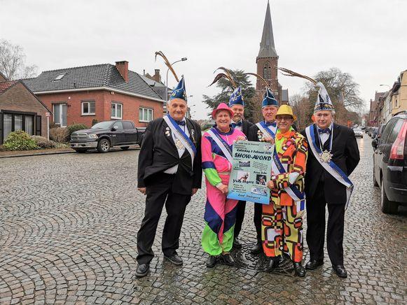 François Merckx en Ida Denblinden kijken uit naar Carnaval Halle, want dan beleven zij alles op de eerste rij als seniorenprinsenpaar.