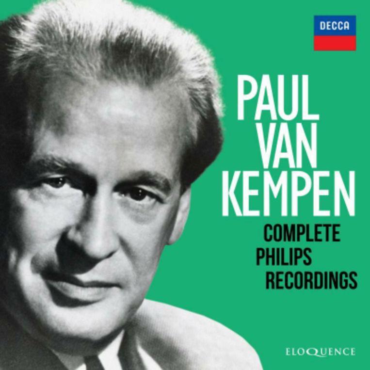 Paul van Kempen - Complete Philips Recordings Beeld