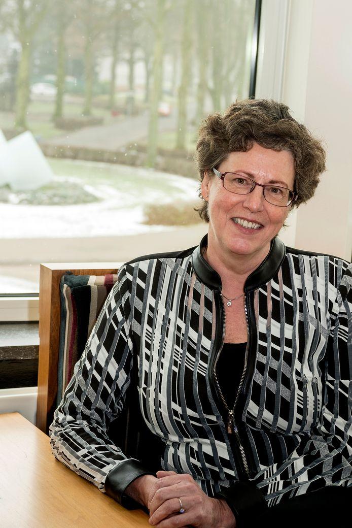 Ineke Strijp: ,,Schrap die administratieve ballast.''