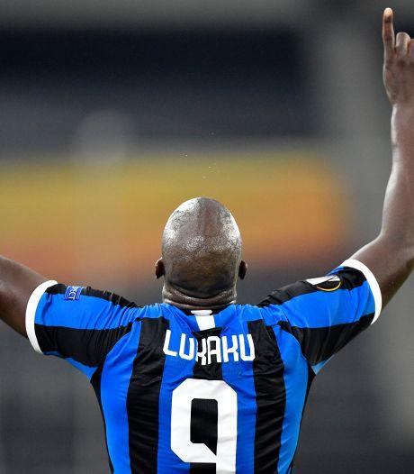 Lukaku et l'Inter en demi-finale de l'Europa League