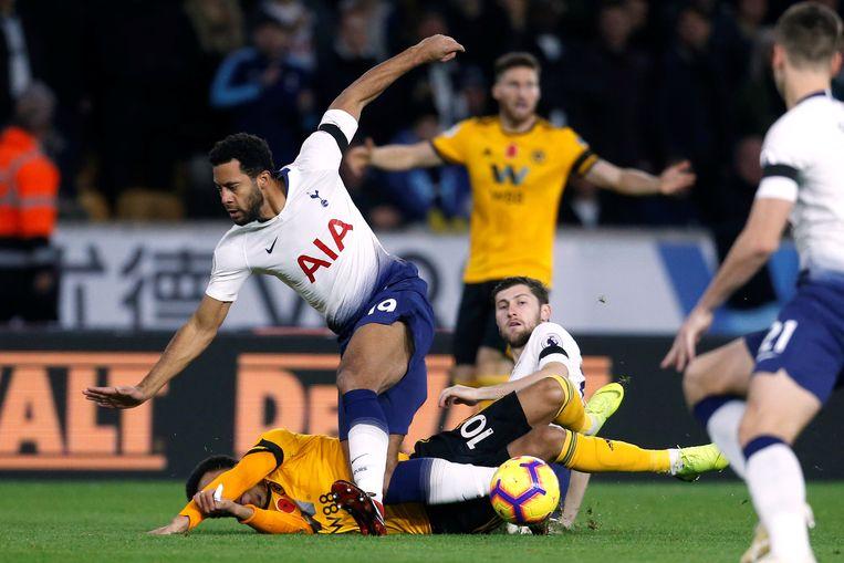 Dembélé valt uit tegen de Wolves.