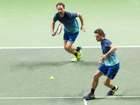 Koolhof en Middelkoop missen halve finale op ATP in Marseille