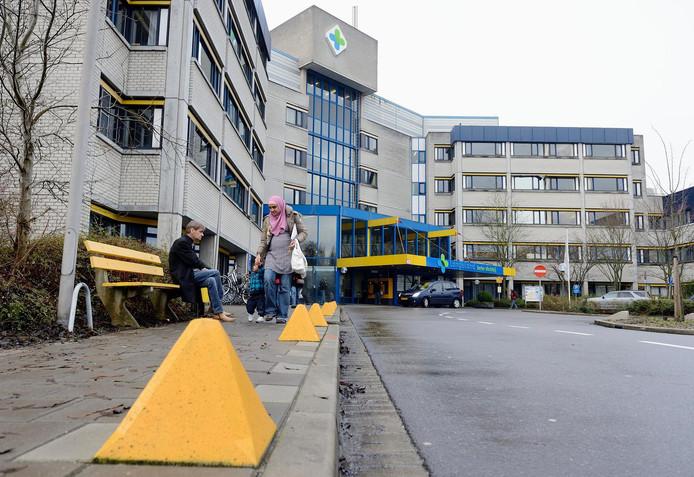 Het Langeland Ziekenhuis in Zoetermeer.