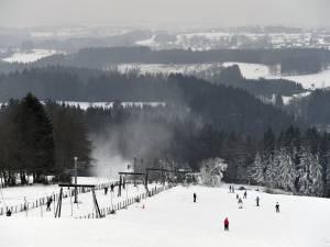 Les pistes de ski accessibles dans les Fagnes aujourd'hui