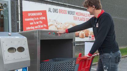 """Wingense supermarkt neemt 'carwash voor boodschappenwagen' in gebruik: """"In 30 seconden volledig ontsmet"""""""