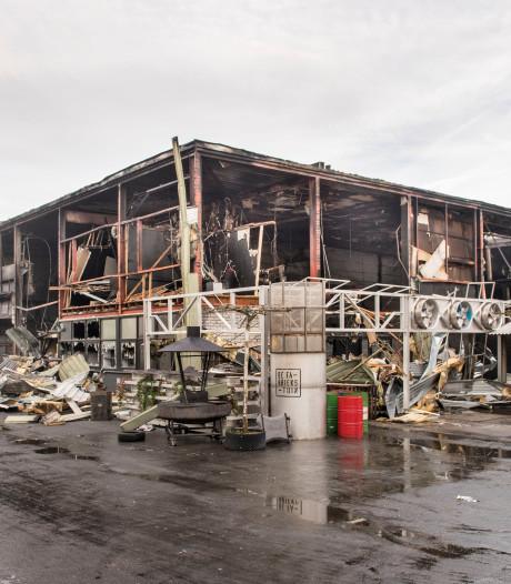 Tref Paintball eist 370.000 euro van De Faam na verwoestende brand in Breda