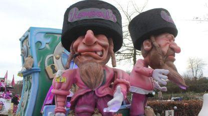 """Internationale joodse organisatie: """"Premier Wilmès, help ons carnaval Aalst schrappen van Unesco-lijst"""""""