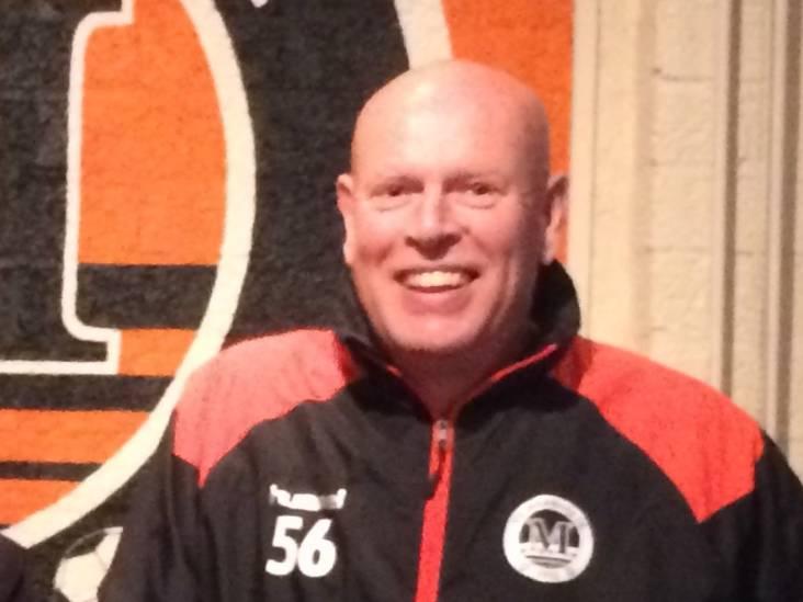 Frank Kuipers in tweede seizoenshelft hoofdcoach bij DOSL