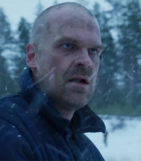 Eerste beelden Stranger Things 4 onthullen lot Sheriff Hopper