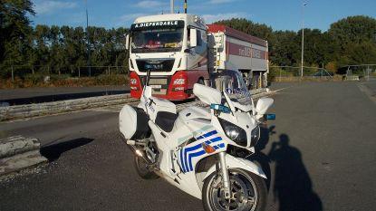 Controle bij zwaar vervoer: 5.921 aan boetes geïnd