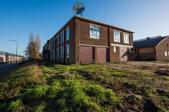 De nu nog wat troosteloze Isco-locatie in Waalwijk moet omgetoverd worden tot een dynamische ontmoetingsplek.