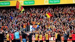 FT België. Kapitein van Red Flames stopt ermee - KV Mechelen vestigt toeschouwersrecord in 1B - Domper voor Genk: Trossard niet mee naar Turkije