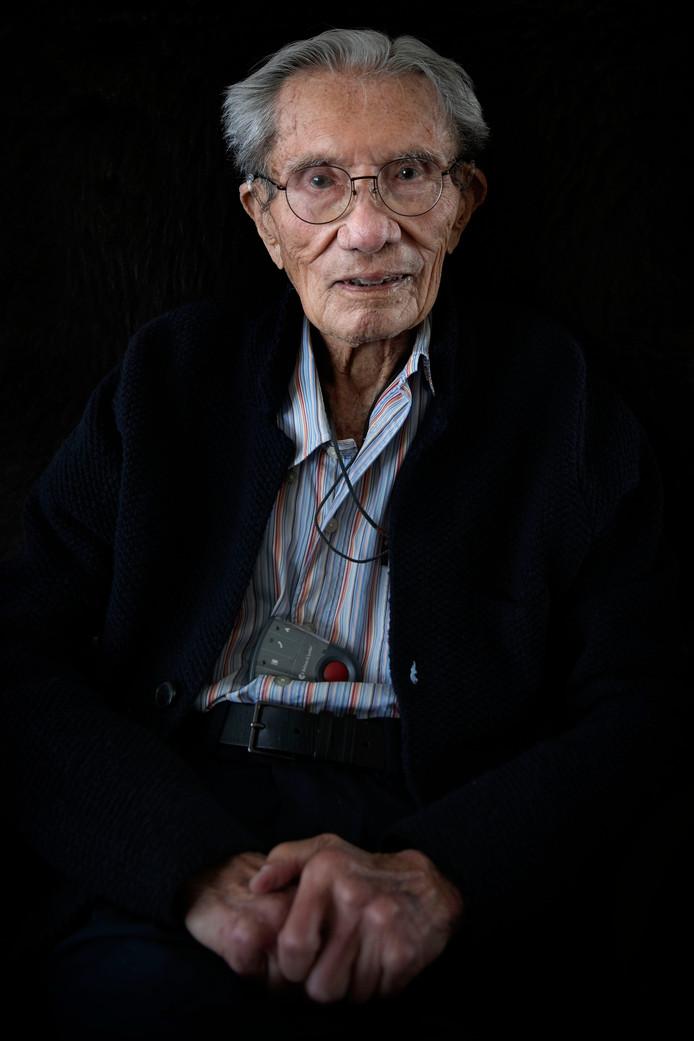 Dick Büchel van Steenbergen, Foto Kees Martens