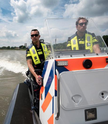 Alleen bekeuring voor grote overtredingen op Rijn, IJssel en Waal