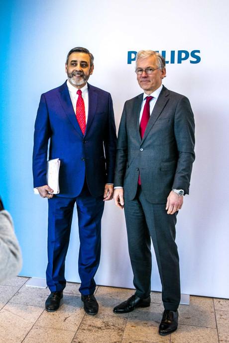 Philips komt in 2019 'redelijk' uit startblokken