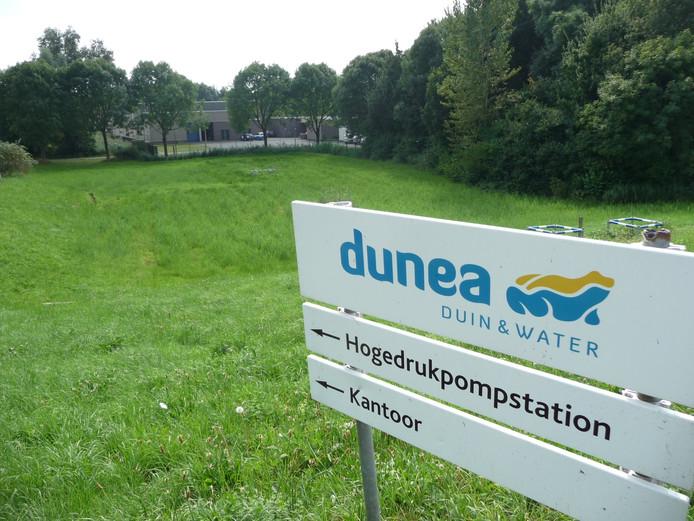 Dunea in Brakel.