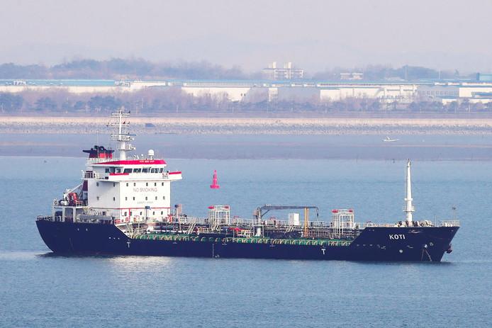 Een Panamese olietanker. Foto ter illustratie.