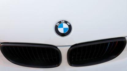 BMW krijgt klappen op Belgische automarkt