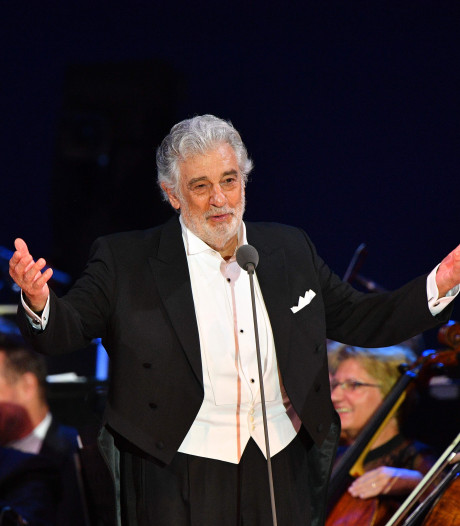 L'Espagne annule la participation de Placido Domingo à un spectacle
