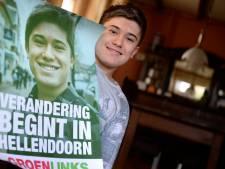 'Snotjoch' Andy Struikenkamp (17) is kandidaat voor raad: 'Geen Hellendoorn aan zee'