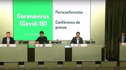 """LIVE. 82 extra doden in ons land - """"Italië herhaalt fouten van China"""" - Oostenrijkers moeten mondmasker dragen tijdens het boodschappen doen"""