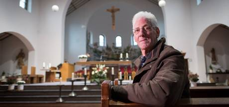 Theo Spruit: bijna een dagtaak in de kerk