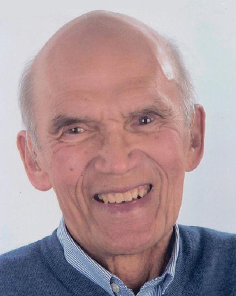 Robert Nix. Beeld