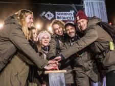 Corona zet streep door 3FM-wandeltocht Serious Request van Roermond naar Zwolle