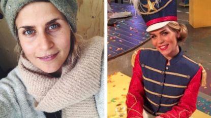 SHOWBITS. Eva Daeleman en Klaasje van K3 vieren feest