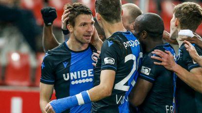 Club Brugge breekt ook contract Brandon Mechele open
