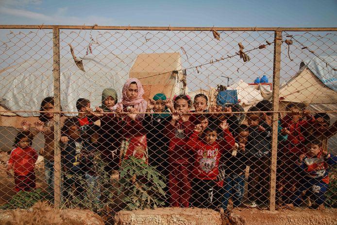 Archiefbeeld, Turkije ontkent deportatie van Syrische vluchtelingen naar oorlogsgebied.