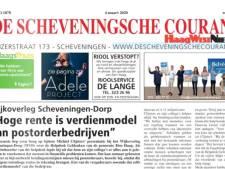 Na 140 jaar valt het doek voor De Scheveningsche Courant