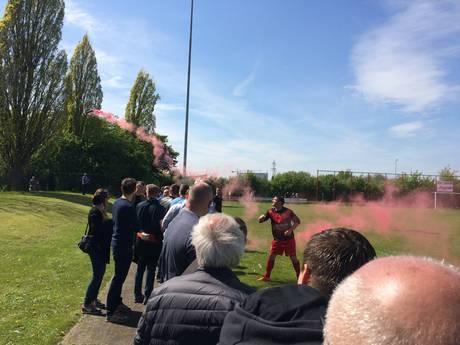Brakkenstein ruikt kampioenschap na winst in Nijmeegse topper