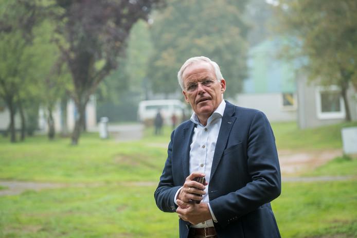 """Eppie Klein schoolleider/bestuurder van het Sprengen College in Wapenveld: ,,De manier van administratie kwam op de tweede plaats, als de leerling maar geholpen was"""""""