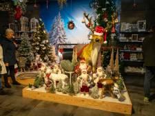 Betuwe verkeert al in kerstsfeer terwijl Sinterklaas er pas net is
