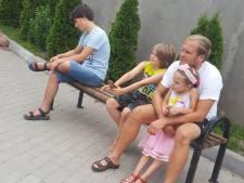 Oekraïense kinderen zijn weer terug in Nederland: 'Ze moeten afscheid kunnen nemen'